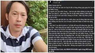 Sau 6 ngày, Hoài Linh kêu gọi quyên góp hơn 8 tỷ đồng cứu trợ miền Trung