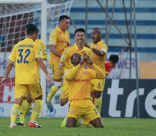 Lịch sử ủng hộ Nam Định ở trận đấu với SLNA