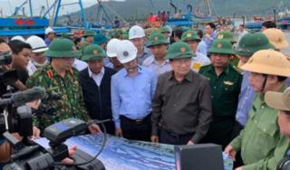 Bộ trưởng Bộ NNPTNT Nguyễn Xuân Cường: Bão số 9 có đường đi rất