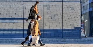 Nga ra lệnh đeo khẩu trang bắt buộc trên toàn quốc