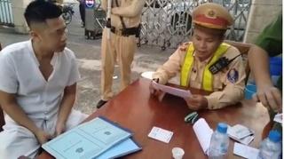 Phát hiện hàng chục tài xế dương tính ma túy trên cao tốc Hà Nội - Lào Cai