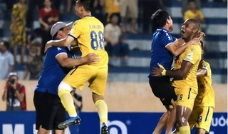 Ban tổ chức sân Vinh 'chơi đẹp' với các cổ động viên Nam Định