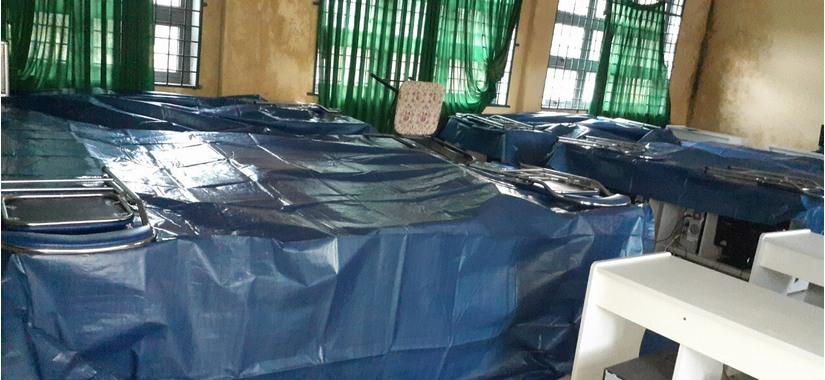 Ngành giáo dục Đà Nẵng, Quảng Nam, Quảng Ngãi thiệt hại nặng nề sau bão số 9. 3