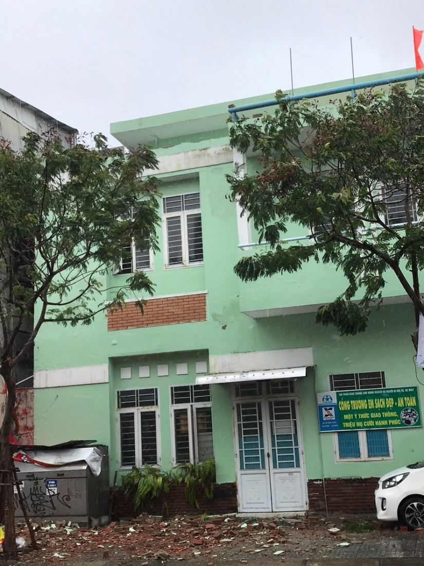 Ngành giáo dục Đà Nẵng, Quảng Nam, Quảng Ngãi thiệt hại nặng nề sau bão số 9