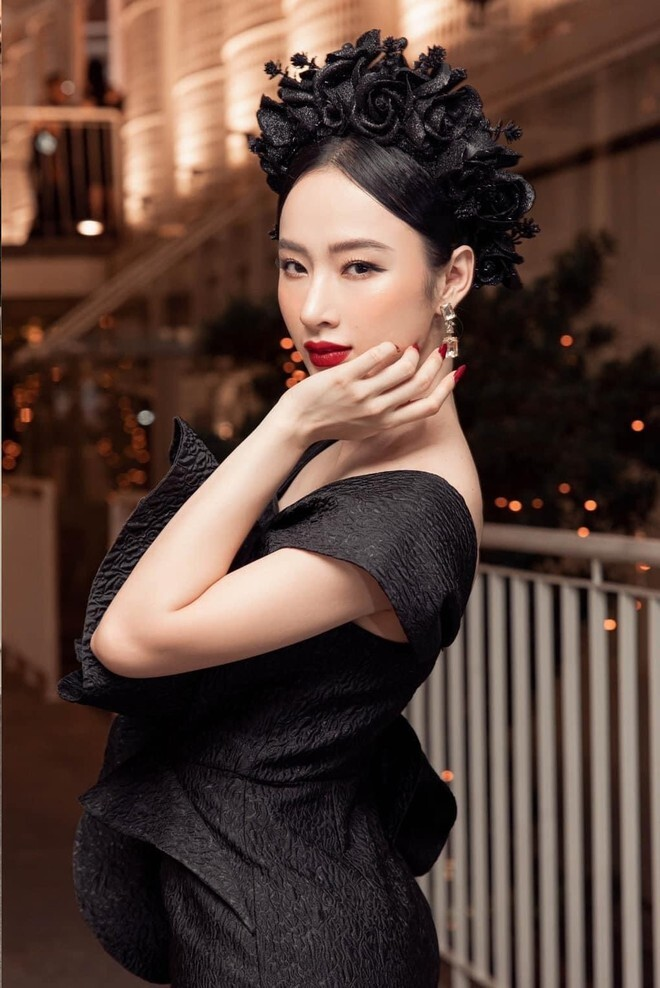 Angela Phương Trinh đáp trả bất ngờ khi được hỏi việc từ thiện miền Trung