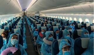 Quy trình cách ly hành khách khi nối lại chuyến bay thương mại quốc tế