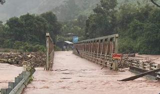 Những hình ảnh tang thương của người dân Tây Nguyên sau bão số 9