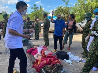33 người sống sót thần kì sau vụ sạt lở kinh hoàng ở Quảng Nam