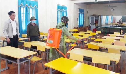 Phát hiện ổ dịch thủy đậu tại một trường tiểu học ở Hà Tĩnh