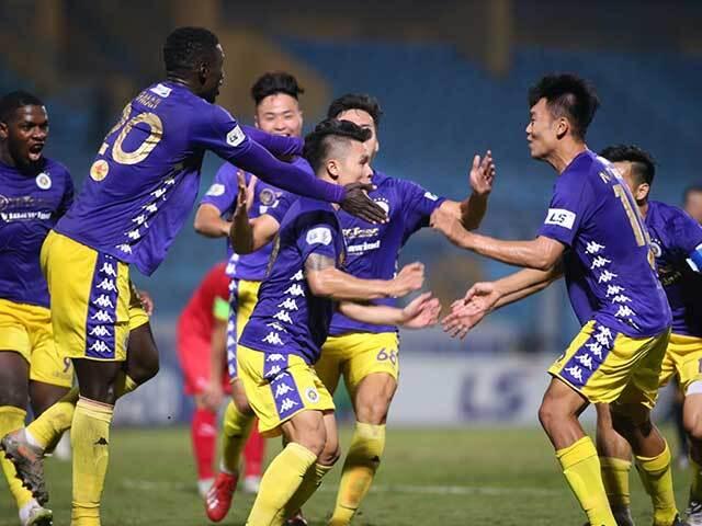 Cửa vô địch của Hà Nội FC cao hơn