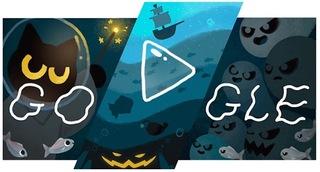 Google tung đủ trò thú vị cho người dùng chơi Halloween