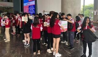 Thêm nhiều trường ĐH tại Hà Nội hỗ trợ học phí cho sinh viên vùng lũ