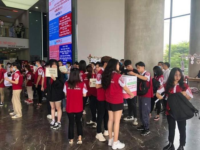 Nhiều trường ĐH tại Hà Nội hỗ trợ học phí cho sinh viên vùng lũ