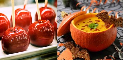 Những món ăn truyền thống không thể thiếu trong lễ hội Halloween