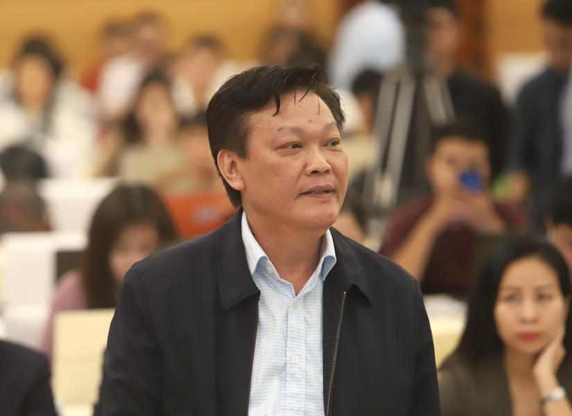 Bộ Nội vụ nói gì khoản thu nhập nửa tỷ/tháng của ông Lê Vinh Danh, cựu Hiệu trưởng Đại học Tôn Đức Thắng