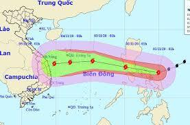 Siêu bão Goni giật trên cấp 17 vào Biển Đông, miền Trung chủ động ứng phó