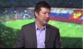 BLV Quang Huy: 'Nam Định trụ hạng khiến V.League bớt bất công hơn'