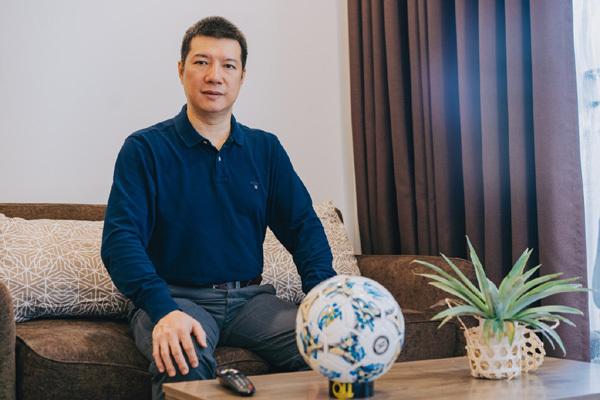 BLV Quang Huy: 'Hải Phòng đã ghi điểm trong lòng người hâm mộ'