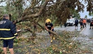 Philippines gồng mình đón siêu bão Goni