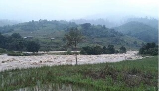 Tìm kiếm nam thanh niên ở Kon Tum bị nước lũ cuốn trôi