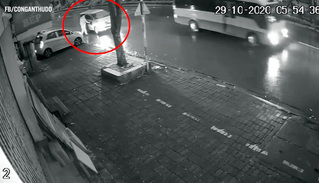 Truy tìm ô tô Innova màu bạc gây tai nạn khiến cụ bà tử vong