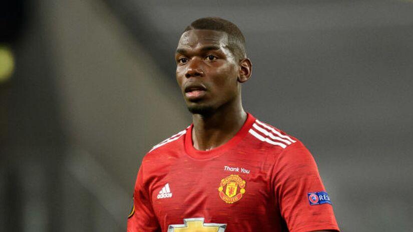 Paul Pogba thất vọng khi hóa tội đồ khiến MU thua cuộc