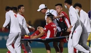 CLB Viettel nhận tin sốc về chấn thương của Hồ Khắc Ngọc