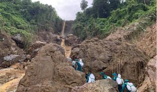 Vụ sạt lở khiến 11 người mất tích ở Phước Lộc: Tìm được 6 thi thể