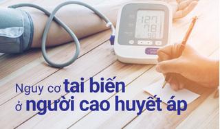 Giảm ngay nguy cơ tai biến ở người huyết áp cao