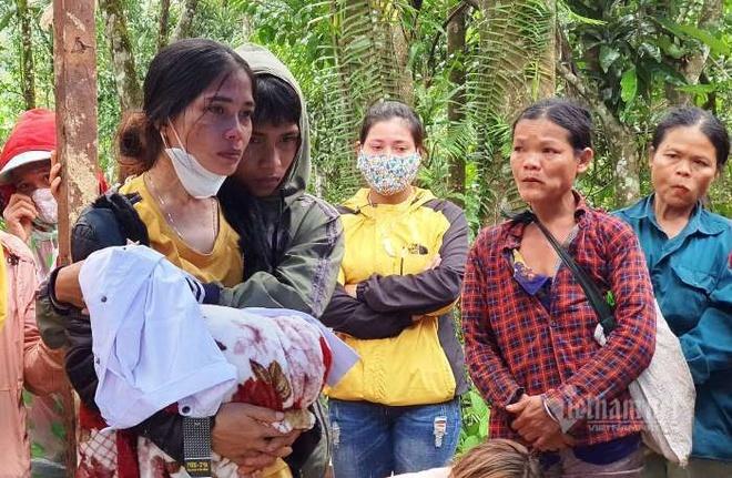 Thủ tướng giao quân khu 5 chăm lo cho các cháu mất cha mẹ do sạt lở ở Trà Leng