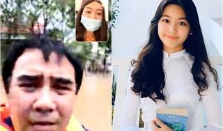 Xúc động trước lời dặn dò của con gái MC Quyền Linh khi ba đang cứu trợ ở miền Trung