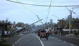 Philippines: Siêu bão Goni khiến 10 người thiệt mạng, chôn vùi hơn 300 ngôi nhà