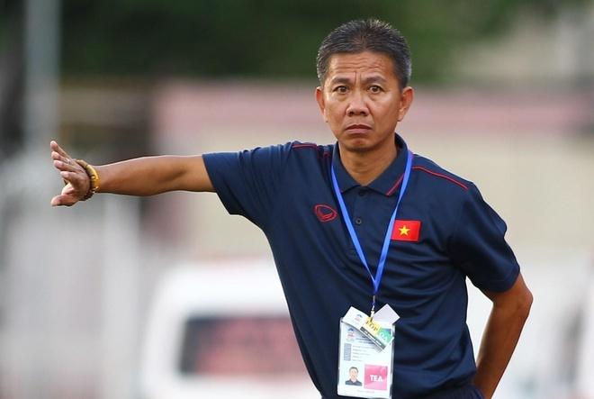 HLV Hoàng Anh Tuấn tiếc cho các cầu thủ HAGL