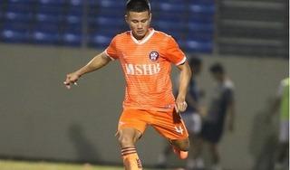 Cầu thủ trẻ nhất V.League 2020 được triệu tập lên U22 Việt Nam