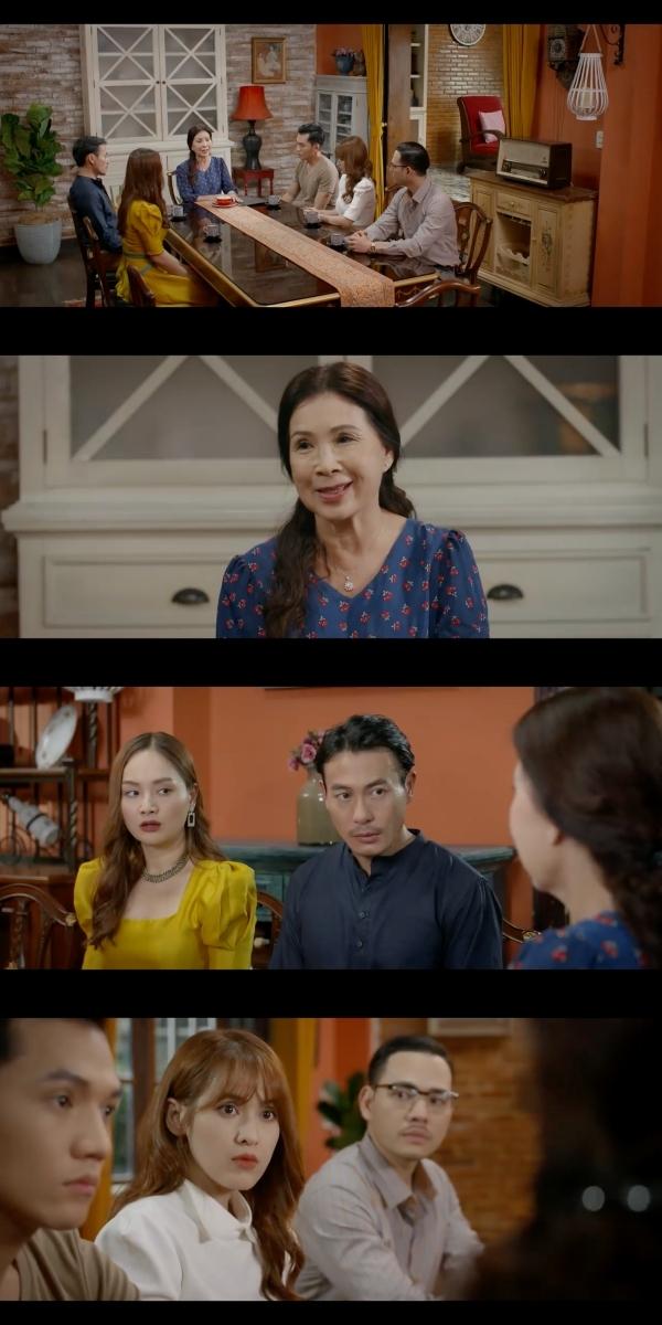 'Trói buộc yêu thương' tập 19: Chồng Thanh 'đứng hình' khi thấy vợ qua lại với tình cũ