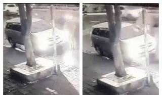 Đã tìm được tài xế xe Innova tông cụ bà tử vong trên vỉa hè