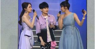 Antifan tiếp tục 'làm loạn' trong chương trình Hương Giang đảm nhận vai trò MC