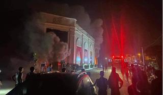 Danh tính 3 cô gái tử vong trong vụ cháy quán karaoke lúc nửa đêm