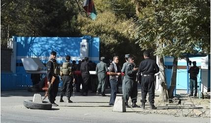 Xả súng tại Đại học Kabul, ít nhất 22 sinh viên thiệt mạng