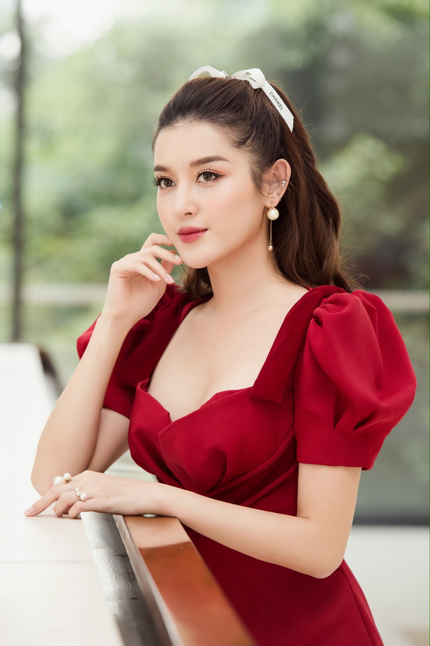 Sau Chi Pu, Á hậu Huyền My bất ngờ được báo Trung ca ngợi là 'Đệ nhất mỹ nhân Việt Nam'