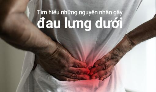 đau lưng dưới