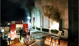 Nguyên nhân vụ hỏa hoạn quán bar khiến 3 cô gái tử vong