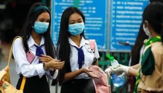 Campuchia mở cửa trường học sau 8 tháng nghỉ tránh dịch Covid-19
