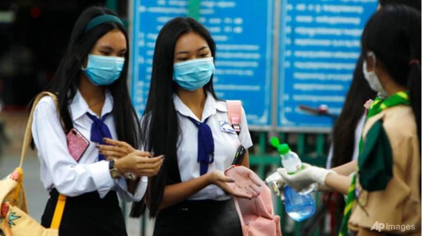 Campuchia mở cửa trường học trên khắp cả nước sau 8 tháng nghỉ tránh dịch Covid-19