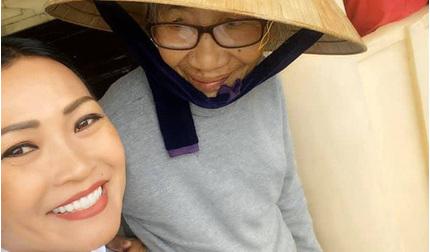 Cơ quan chức năng Quảng Ngãi làm việc với Phương Thanh về phát ngôn cứu trợ