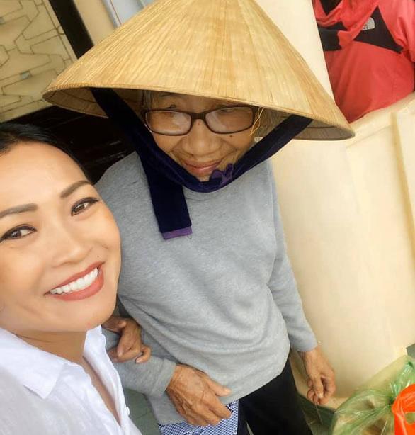 Sở TT&TT TP.HCM làm việc với Phương Thanh về phát ngôn liên quan đến việc cứu trợ