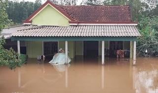 Tỉnh Hà Tĩnh hỗ trợ 50 triệu đồng/nhà bị sập do bão, lũ