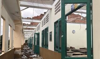 Học sinh trường bị lốc cuốn bay mái ở TP HCM sẽ nghỉ hết tuần này