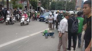 Tài xế Grab tử vong sau cú va chạm với xe máy chạy cùng chiều