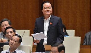 Bộ trưởng Phùng Xuân Nhạ nói gì về bộ SGK trước nhiều ý kiến ĐBQH nêu